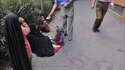 بيع الأطفال في إيران