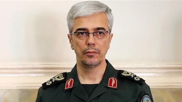رئيس الهيئة العامة للقوات المسلَّحة محمد باقري