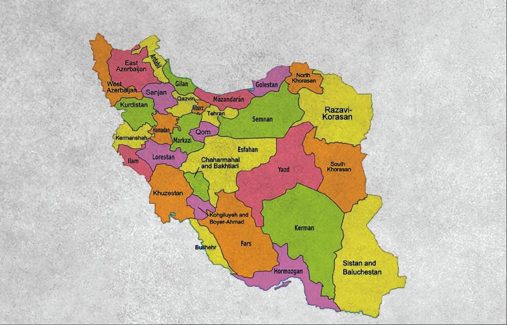 أيّ القوميَّات والمحافظات يستحوذ على المناصب العليا في إيران؟
