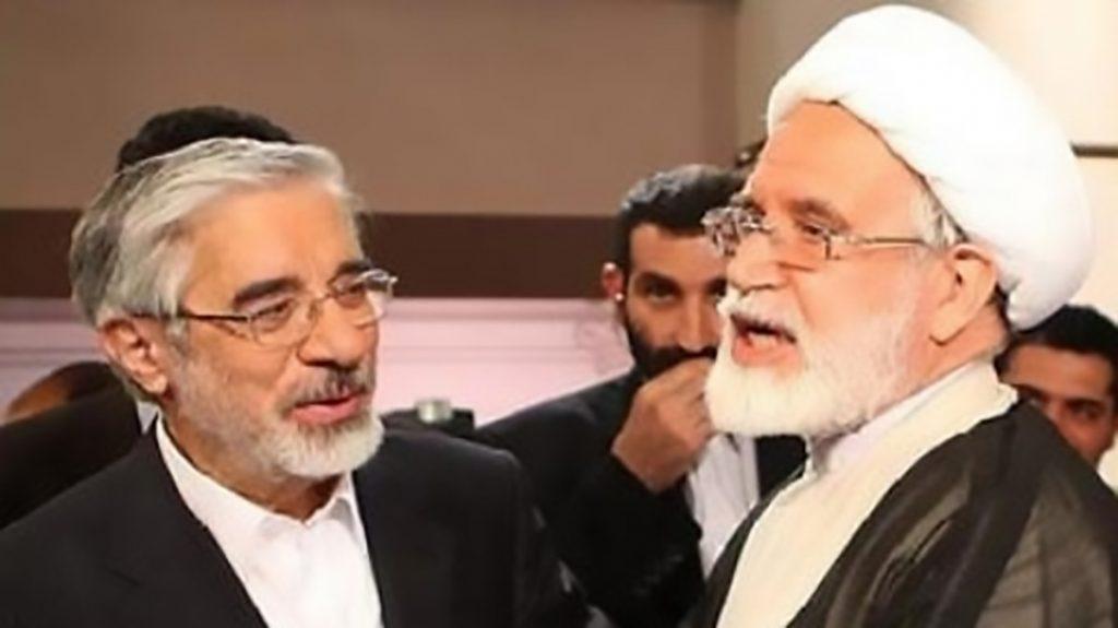 إدانة حسين كروبي بتهمة نشر رسالة أبيه إلى روحاني بالسجن المشدد 6 أشهر