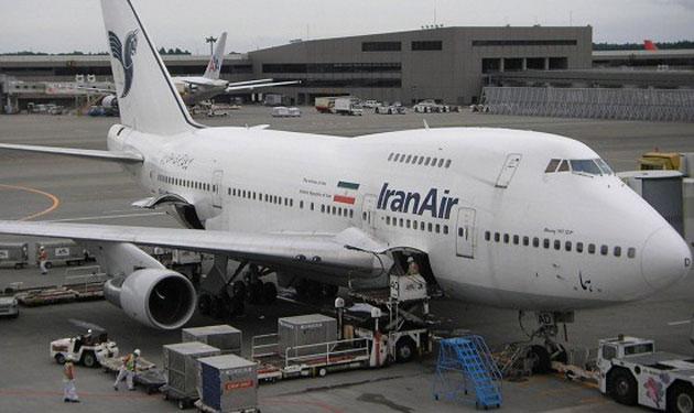 دقيق كيا يكشف عن خسائر كبيرة طالت شركات الطيران الإيرانية