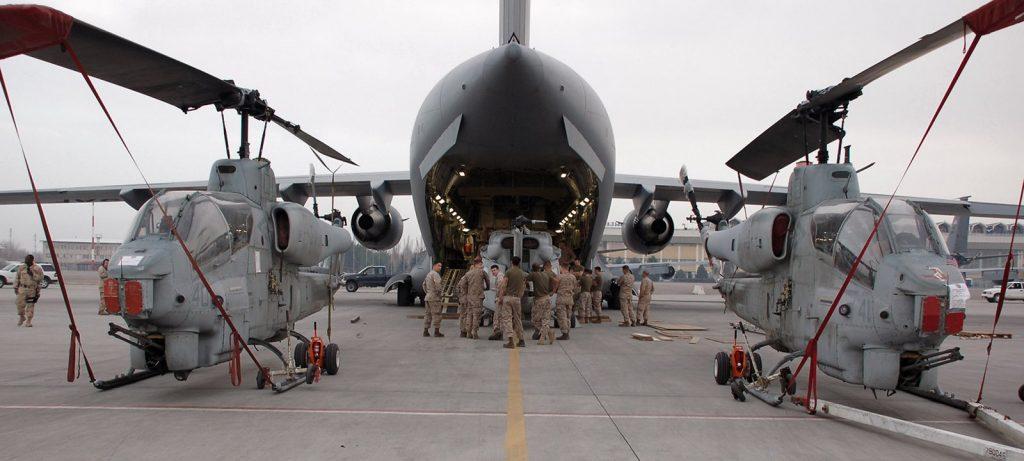 ما الأسلحة التي ستستخدمها أمريكا لمهاجمة إيران؟