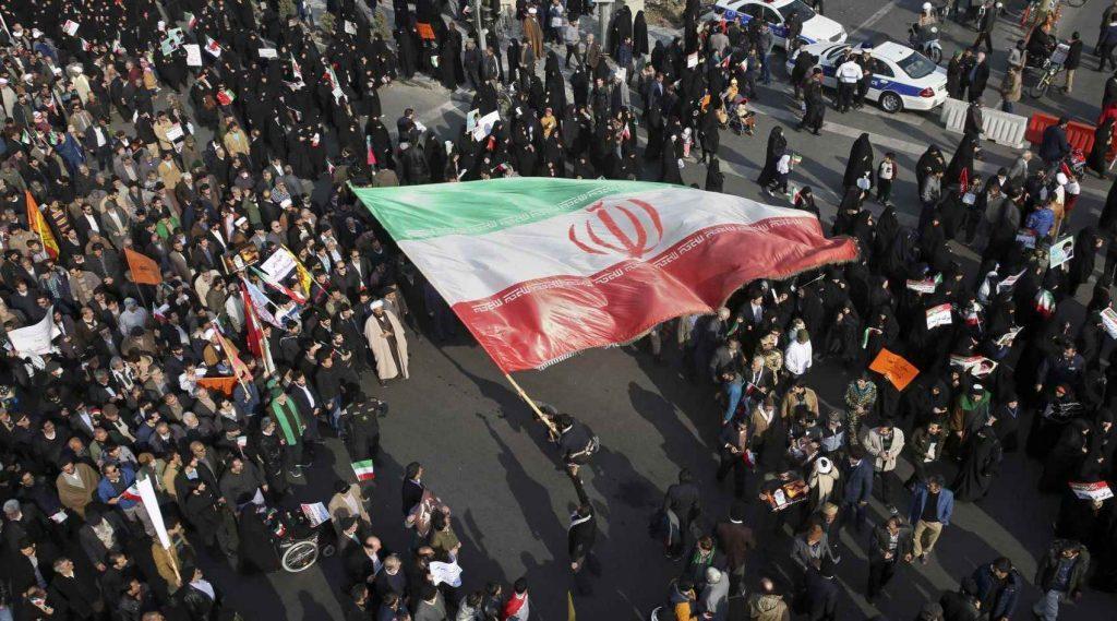 المظاهرات في إيران