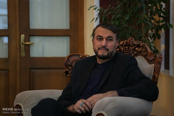 أمير عبد اللهيان مساعدًا خاصًّا لرئيس البرلمان في الشؤون الدولية