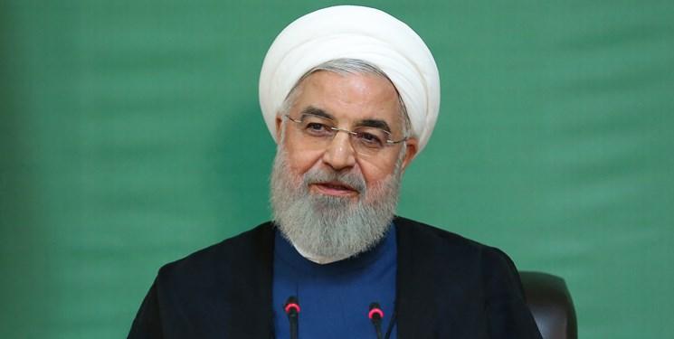 روحاني: يجب بيع أسهم قطاعات الحكومة في البورصة