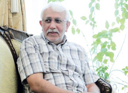 قاسم ماهابالي ، محلل شؤون الشرق الأوسط السابق والمدير العام السابق للشرق الأوسط