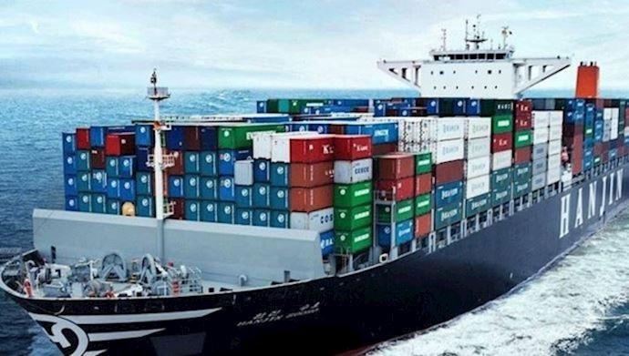 انخفاضُ-50-من-صادرات-إيران-للصين-وانهيارُ-إنتاج-الصُلب