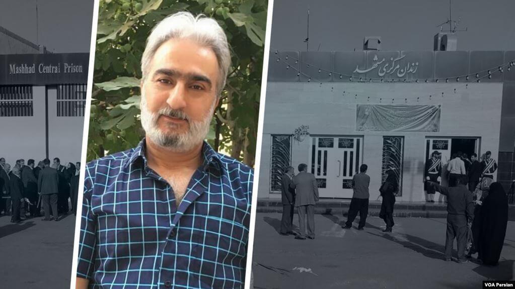 لا يزال عباس واحديان شاهرودي، أحد الموقِّعين على رسالة المطالبة باستقالة المرشد علي خامنئي، معتقلًا بسجن وكيل أباد في مشهد