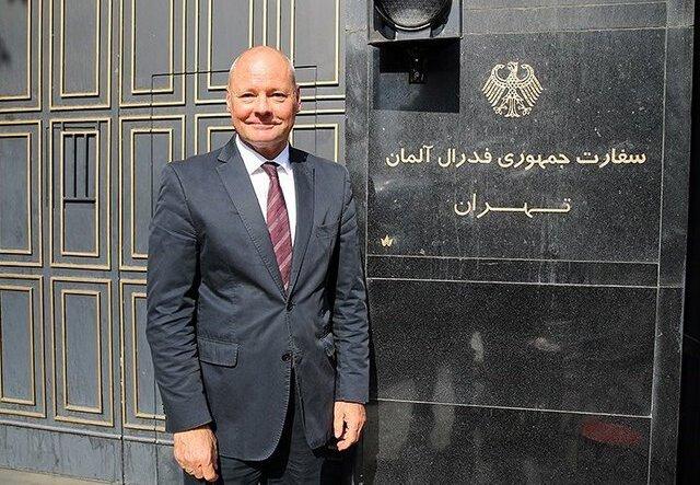 تغيير سفير ألمانيا في طهران