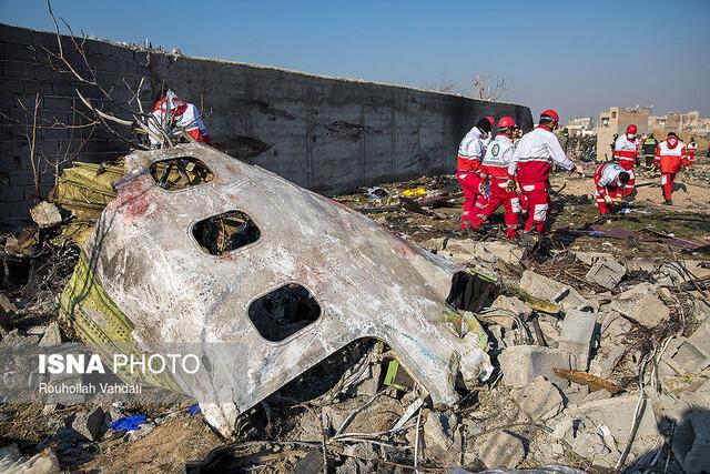 قرارٌ إيرانيٌ جديد بخُصوص الصُندوق الأسود للطائرة الأوكرانية