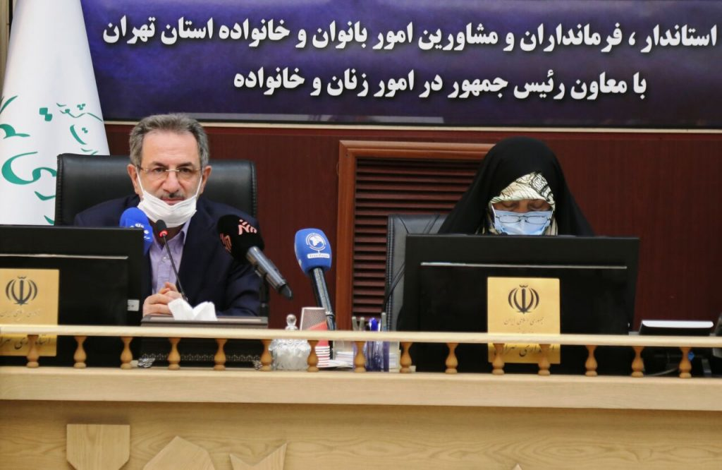 محافظ-طهران-النساء-تَعُولُ-أكثرَ-من-191-ألف-عائلة-في-العاصمة-الإيرانية