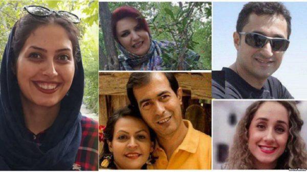 شيراز: إدانة 12 مواطنًا بهائيًّا بالسجن 33 عامًا