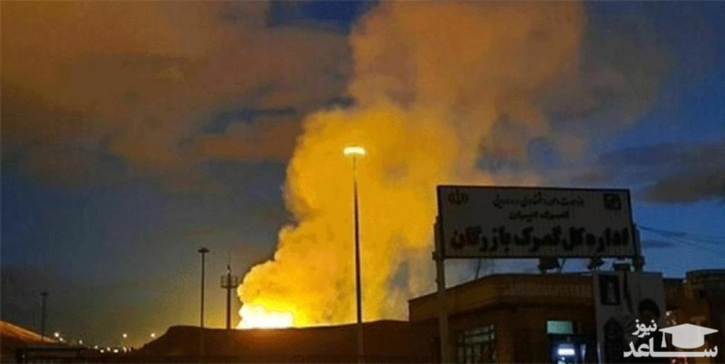 حاكم كهريزك: إهمالٌ في ملء كبسولات الأكسجين تسبَّب في انفجار باقرشهر