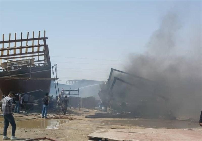 حرائقٌ في مصنع لنشات ومجمع ألمونيوم ومراتع زراعية بـ 4 مواقع إيرانية