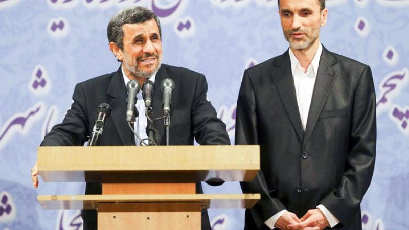 قصّة هروب نائب أحمدي نجاد من البلاد