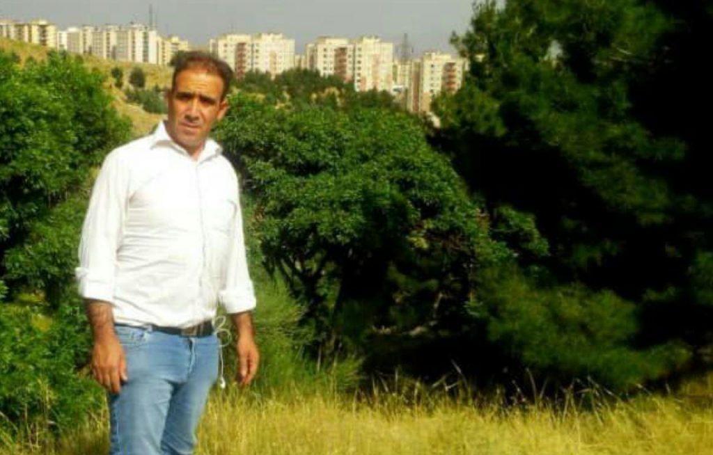 اعتقال الناشط المدني حميد منافي نادارلي
