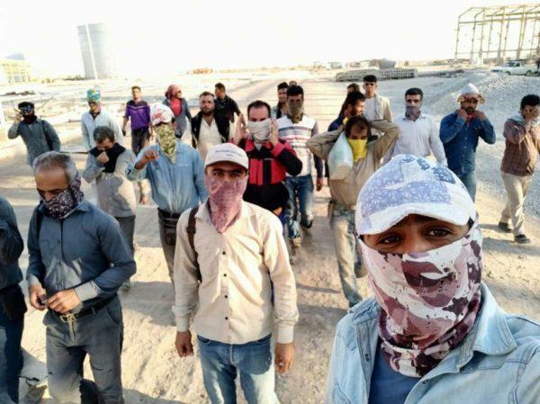 كورونا-يحصد-أرواح-400-عامل-في-صناعة-النفط-الإيرانية