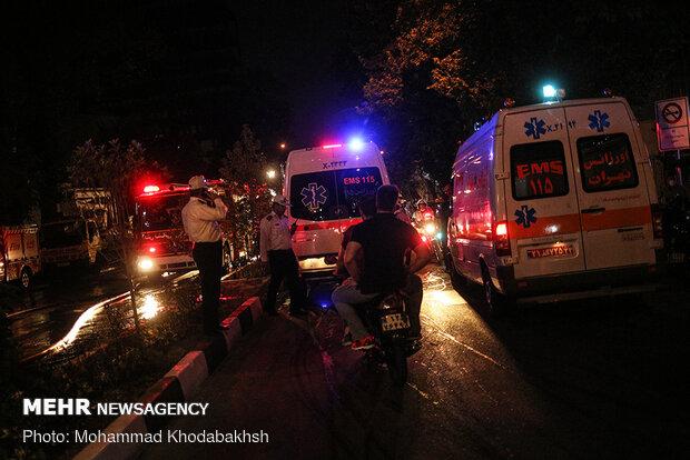 مسؤول بالإطفاء: لم يكُن «الغاز المُسال» سببًا لانفجار نسيم شهر