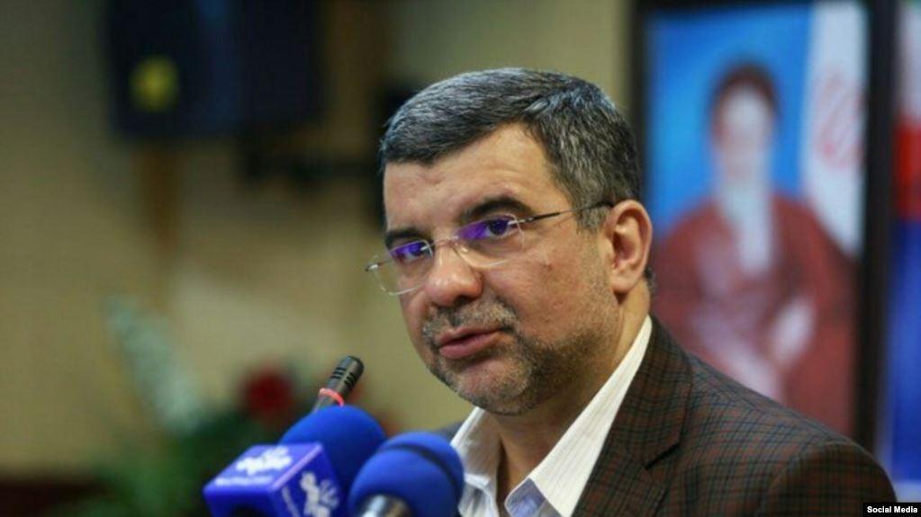 مساعد وزير الصحَّة الإيراني إيرج حريرجي