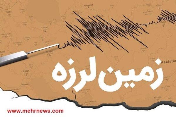 هزَّتان أرضيتان تضربان قصر شيرين في كرمانشاه