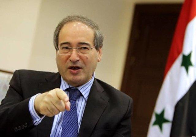 وزير الخارجية السوري الجديد يزور طهران